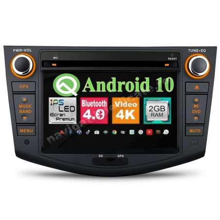 Navigatie Android Rav 4 Carkit Usb Internet NAVD-MT5126