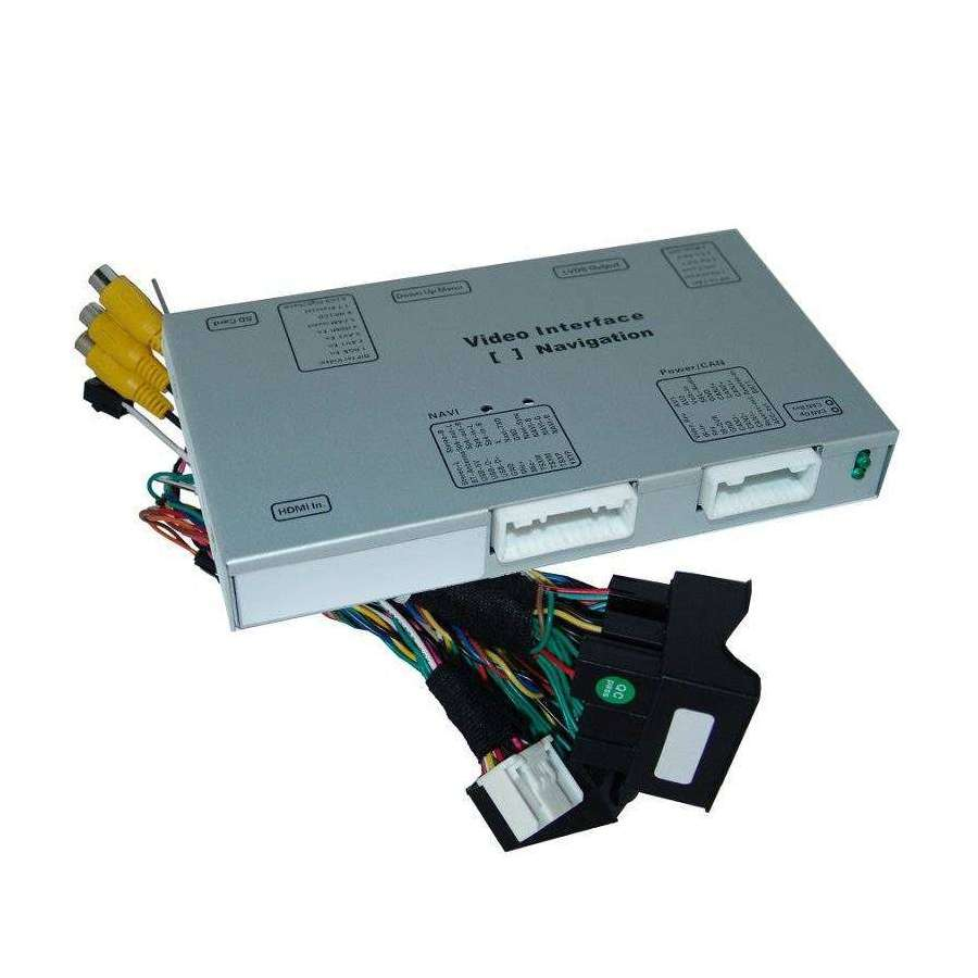 Interfata Video Multimedia CIC BMW SERIA 5 F10 SERIA 7 F01