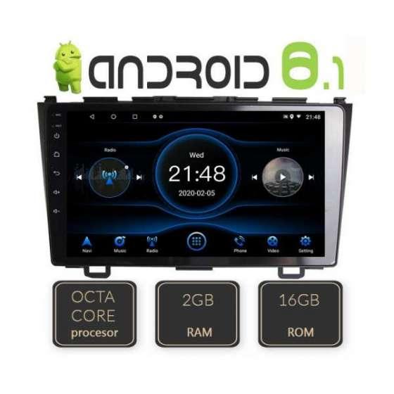 Navigatie Android HONDA CR-V Octa Core GPS CARKIT NAVD-L009