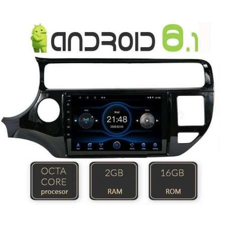 Navigatie Android Kia Rio Octa Core CARKIT INTERNET NAVD-L504