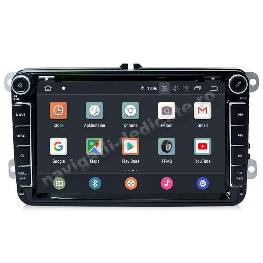 Navigatie Android PX6 4GB Ram 64GB SSD Volkswagen Skoda Seat NAVD-P9240 V2