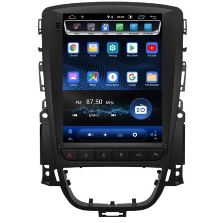 Navigatie Tesla Android 9.0 Opel Astra J GPS CARKIT USB NAVD-TS072