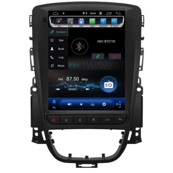 Navigatie Tesla Android Opel Astra J GPS CARKIT USB NAVD-TTF1974