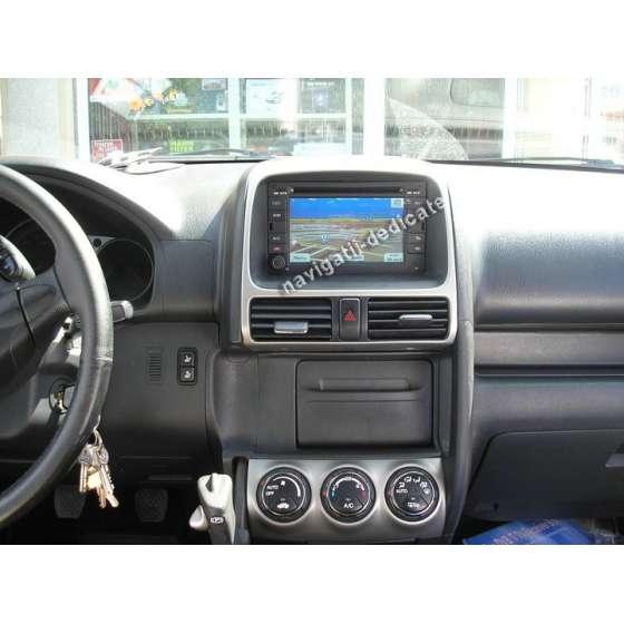 Navigatie HONDA CR-V 2002-2006 DVD AUTO GPS TV INTERNET