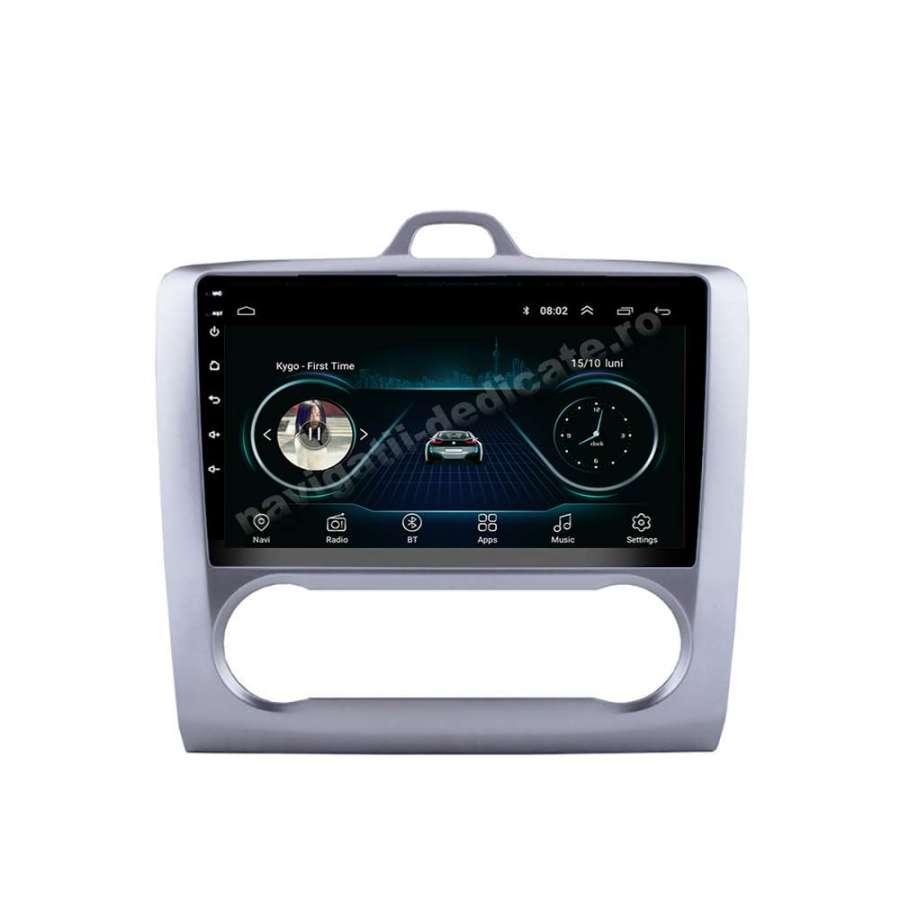 Navigatie Android Ford Focus 2 Ecran 9 inch NAVD-E90488