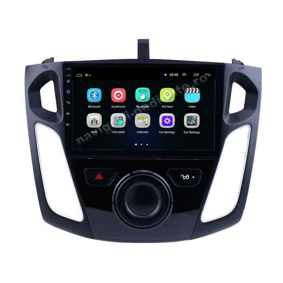 Navigatie Android Ford Focus 3 GPS CARKIT NAVD-E9489