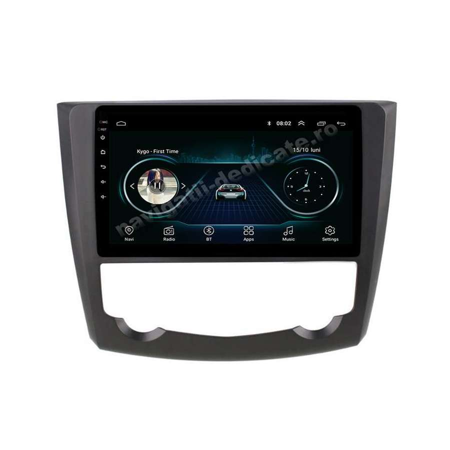 Navigatie Android Renault Kadjar Ecran 10.1 inch NAVD-E9901