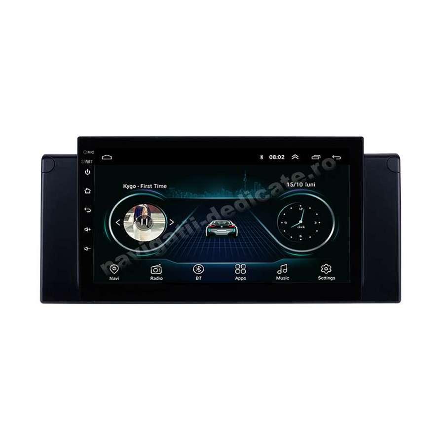 Navigatie Android BMW E39 X5 E53 GPS CARKIT Internet NAVD-E9082