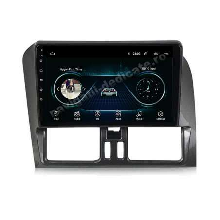 Navigatie Android Volvo XC60 Internet Gps Usb Carkit NAVD-E9XC60