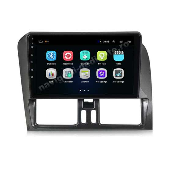 Navigatie Android Volvo XC60 Internet Gps Usb Carkit NAVD-E9XC60