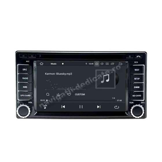 NAVIGATIE Android SUBARU FORESTER IMPREZA DVD GPS AUTO CARKIT NAVD-A5504
