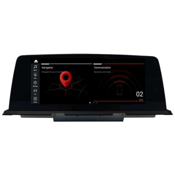 Monitor Navigatie Android BMW Seria 6 F12 F13 CIC Bluetooth GPS USB NAVD-BMWF12CIC