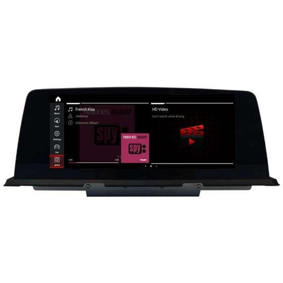 Monitor Navigatie Android BMW Seria 6 F12 F13 NBT Bluetooth GPS USB NAVD-BMWF12NBT