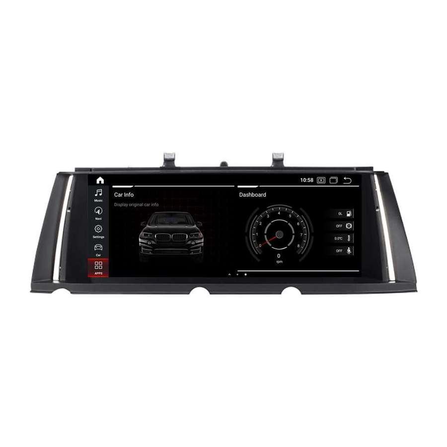 Monitor Navigatie Android BMW F01 F02 Seria 7 CIC NBT Bluetooth GPS USB NAVD-BMW F01F02