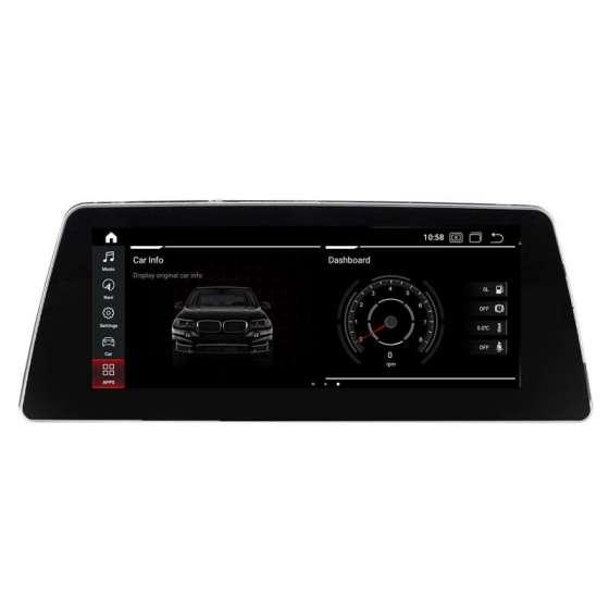 Monitor Navigatie Android BMW G30 EVO Bluetooth GPS USB NAVD-BMW G30EVO