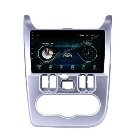 Navigatie Android DACIA LOGAN DUSTER SANDERO Ecran 10 inch NAVD-E10157