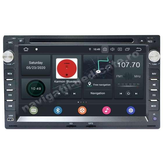 Navigatie Android 2GB Ram VW PASSAT B5 GOLF4 SKODA OCTAVIA TOUR FABIA SUPERB NAVD-P9245 4C