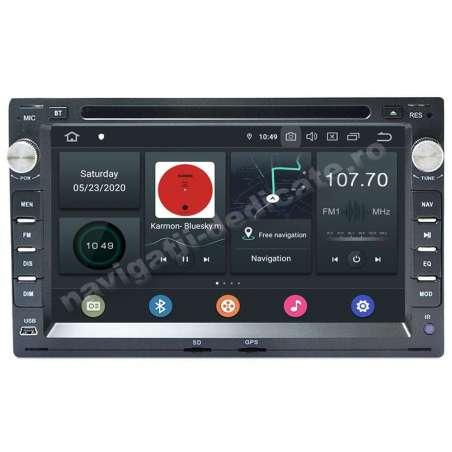 Navigatie Android 2GB Ram VW PASSAT B5 GOLF4 SKODA OCTAVIA TOUR FABIA SUPERB PX30 NAVD-P9245 4C