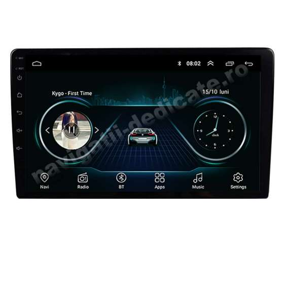 Navigatie Universala Android Ecran 9 inch NAVD-E9012U