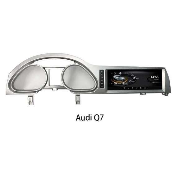 Navigatie Android AUDI Q7 MMI 3G Octa Core 4GB RAM 64GB SSD NAVD-AUD-Q7 MMI3G