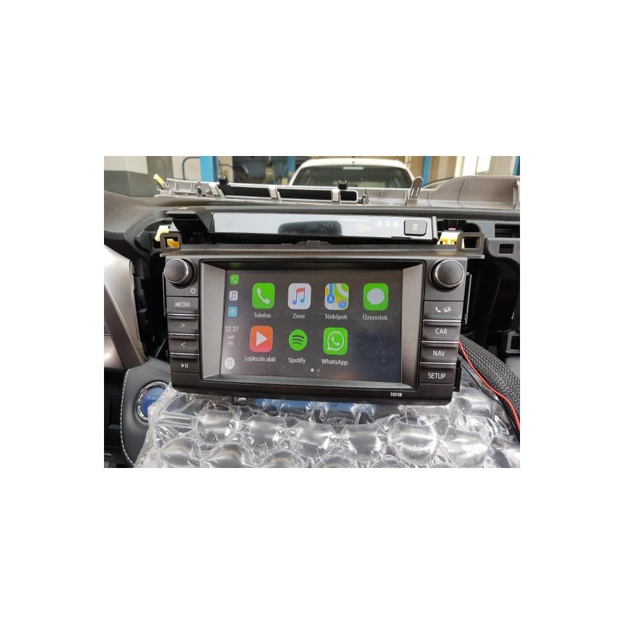 Interfata CarPlay Android Auto Toyota Touch2 pentru masinile Toyota fabricate intre 2013-2018
