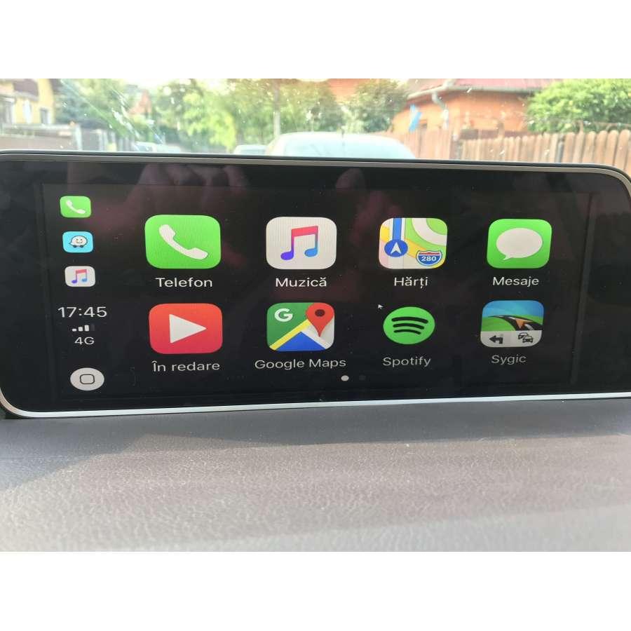 Interfata CarPlay Android Auto Lexus RX , NX , ES , IS , GS, CT