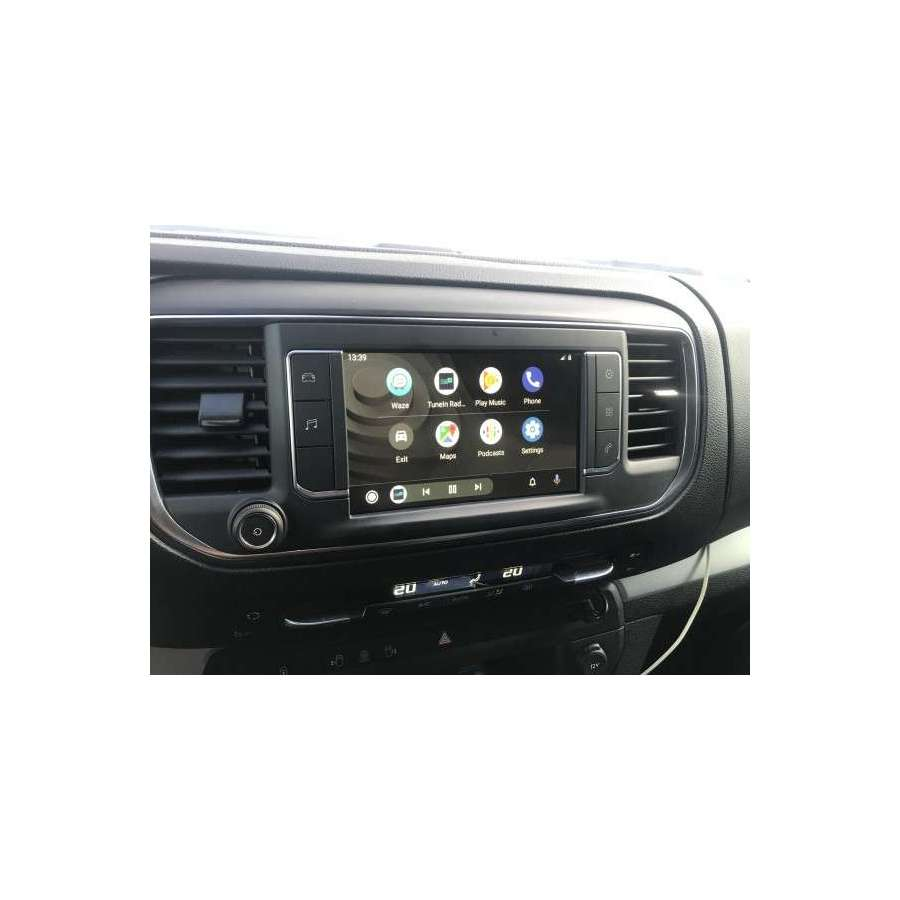 Interfata CarPlay Android Auto Mirror Link, USB video pentru Toyota Proace / Citroen / Peugeot cu sistem NAC