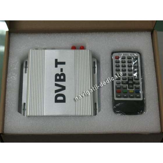 Tuner TV Auto Digital Dvb-T Hd AUTO MPEG4