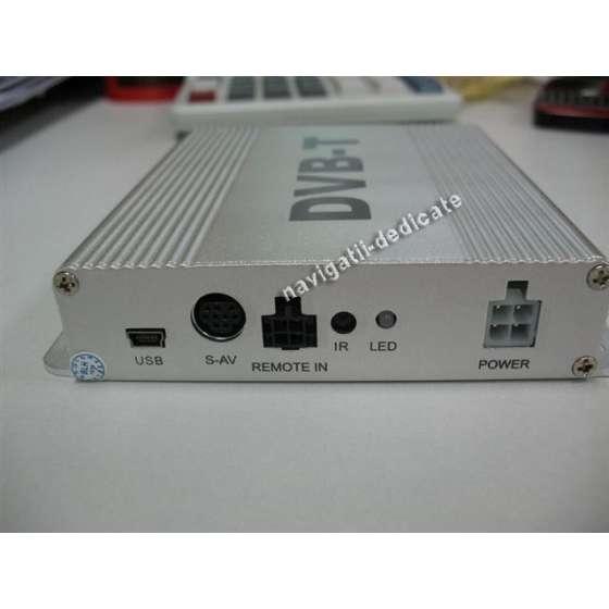 Tuner Auto Digital Hd Dvb T Model 2011 Player Mp3 Si Divx Integrat
