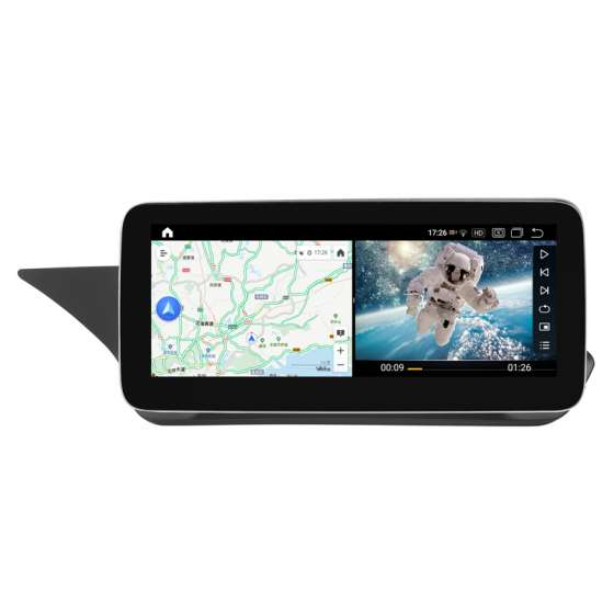 Monitor Navigatie Android Mercedes Benz E Class W212 NTG 4.0 Ecran 10.25 inch Waze Carkit USB NAVD-Z1005A