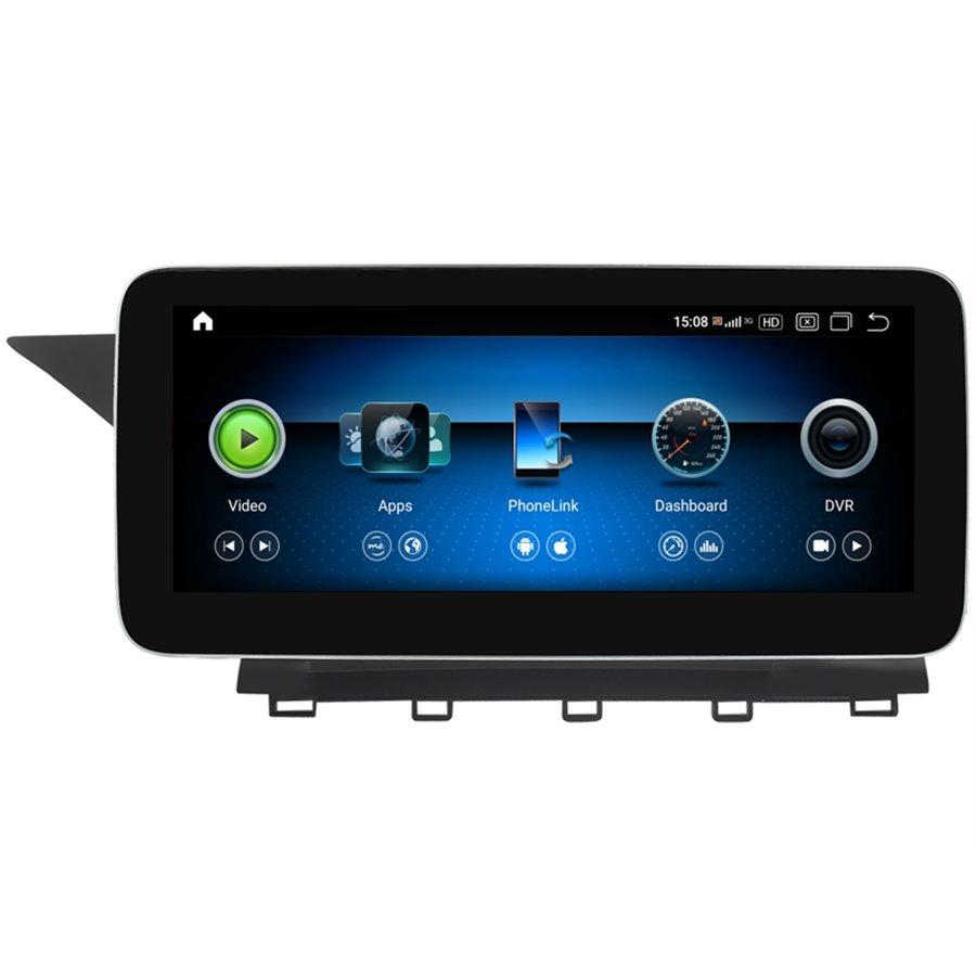 Monitor NAVIGATIE Android MERCEDES BENZ GLK X204 NTG 4.0 Ecran 10.25 inch Waze Carkit USB NAVD-Z1007A
