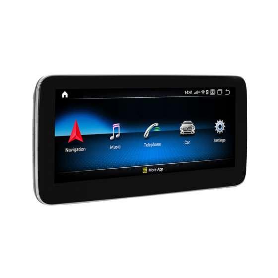 Navigatie Android Mercedes Benz A B Class W176 W246  NTG 5.0