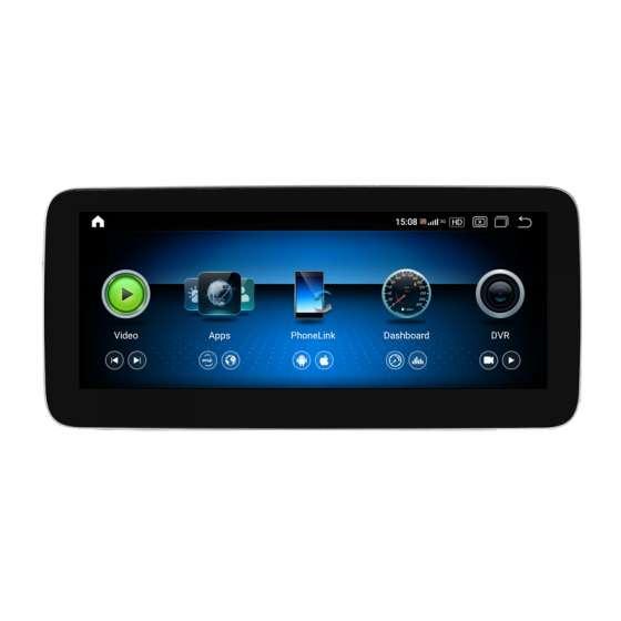 Navigatie Android Mercedes Benz B Class W246 NTG 5.0 NAVD-ZF6320