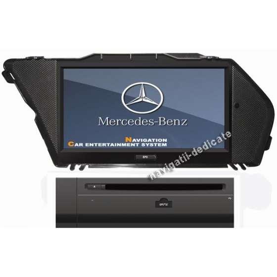 NAVIGATIE DEDICATA MERCEDES BENZ GLK DVD GPS AUTO