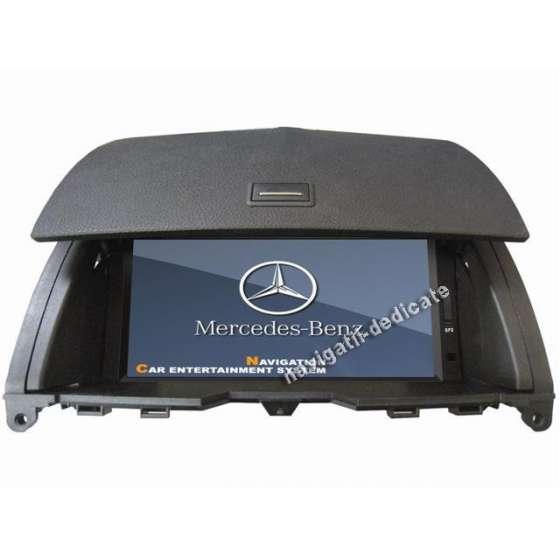 NAVIGATIE DEDICATA MERCEDES BENZ C CLASS W204 DVD GPS AUTO CARKIT NAVD-9803E