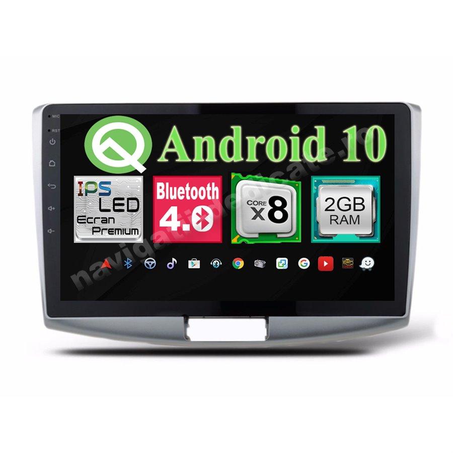 Navigatie Android Intel Octa Core 2GB Ram Volkswagen Passat B6 B7 CC NAVD-i1012VW