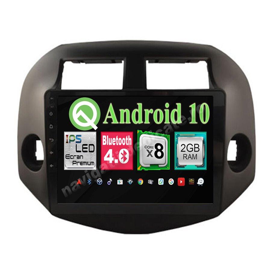 Navigatie Android Intel Octa Core 2GB Ram Toyota Rav 4 NAVD-I9126