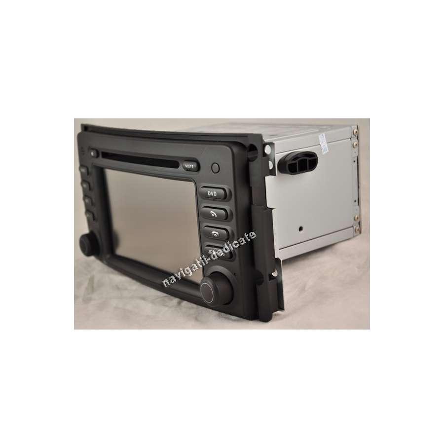 Navigatie Dedicata SMART FORTWO DVD GPS CARKIT TV