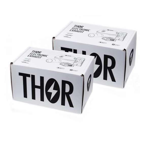 Thor Sistem de evacuare electronica cu 2 generatoare de sunet(difuzoare)