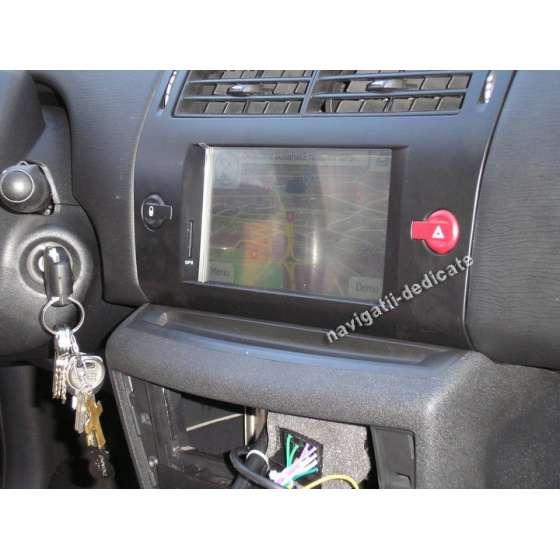 NAVIGATIE Dedicata CITROEN C4 DVD GPS Auto CARKIT NAVD-c088