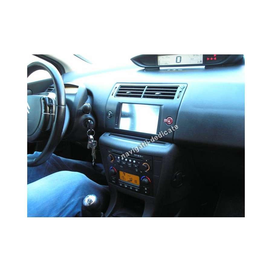 NAVIGATIE DEDICATA CITROEN C4 DVD GPS CARKIT TV