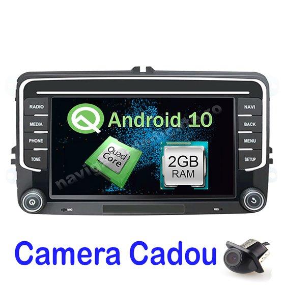 Navigatie Android Intel Volkswagen Skoda Seat 2GB Ram NAVD-AC7500