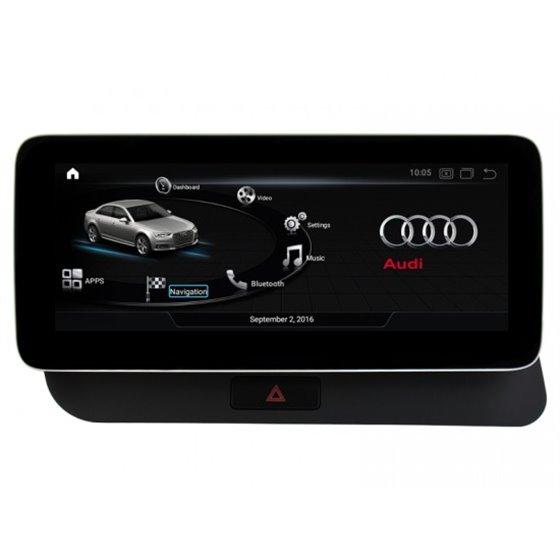 Navigatie Android AUDI Q5 MMI 3G NAVD-AUD-A4 B8 10.25 MMI3G