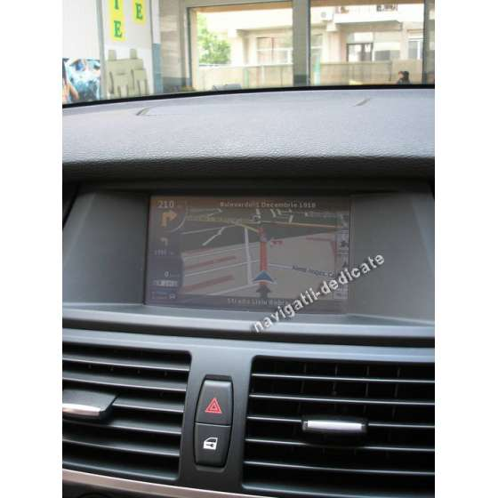Interfata Video Multimedia Dedicata BMW E90 E70 E60
