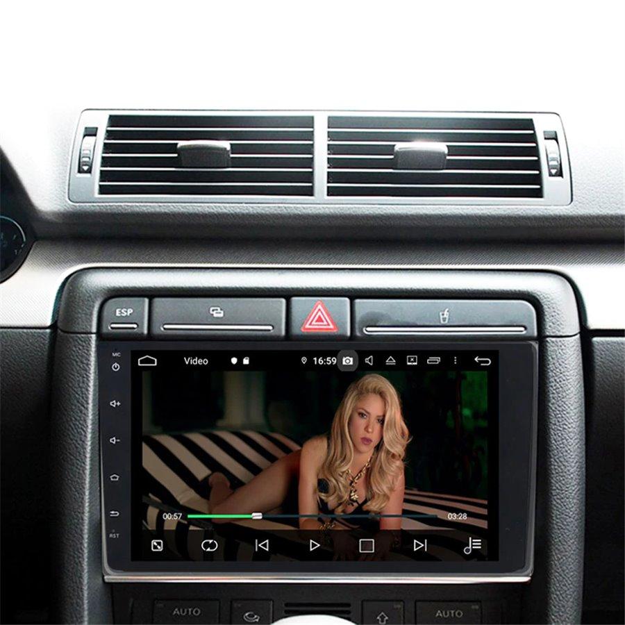 Navigatie Android Audi A4 2GB Ram Ecran 9 inch NAVD-AC9050