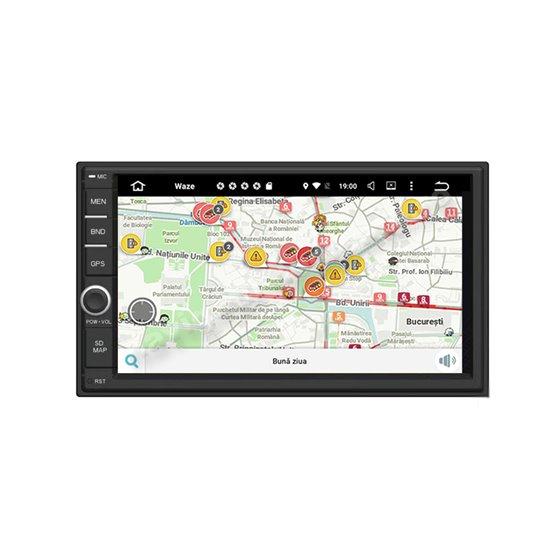 Navigatie Android VW PASSAT B5 GOLF 4 SKODA OCTAVIA TOUR FABIA SUPERB NAVD-AC7300VW