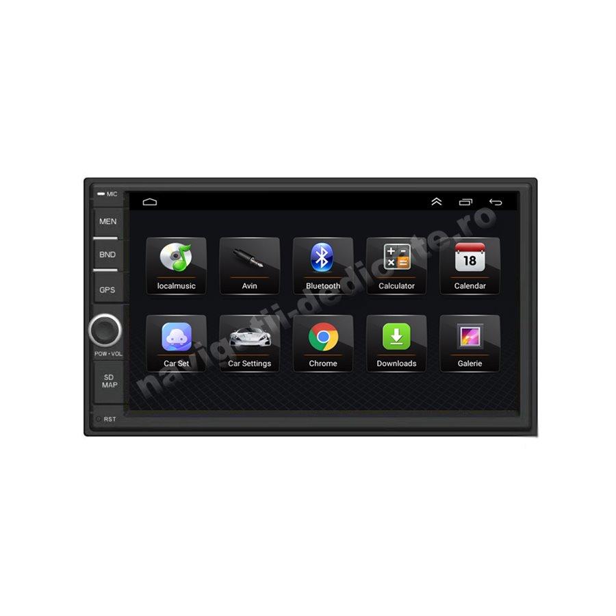 Navigatie Android VW PASSAT B5 GOLF4 SKODA OCTAVIA TOUR FABIA SUPERB NAVD-AC7300VW