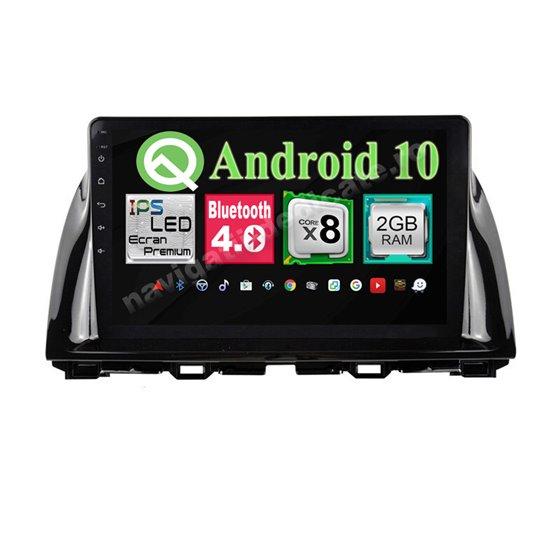 Navigatie Android Mazda CX-5 (low) 2012-2016 8 Core 2GB Ram Ecran 10.25 inch NAVD-i1018