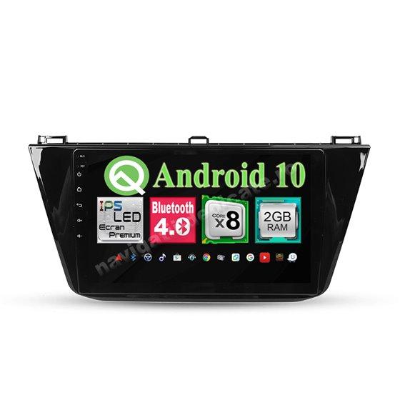 Navigatie Android VW Tiguan 2017 8 Core 2GB Ram Ecran 10.25 inch NAVD-i1027