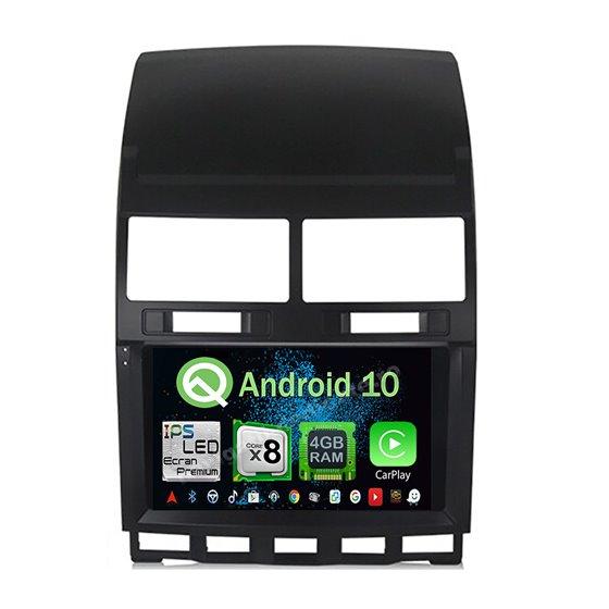 Navigatie Android 10 Vw Touareg 2003-2011 Octa Core 4GB Ram Ecran 9 inch NAVD-Z89200